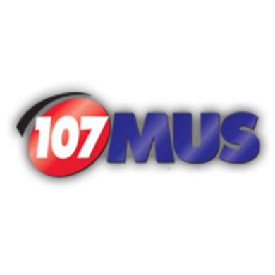 107 MUS The Moose! logo