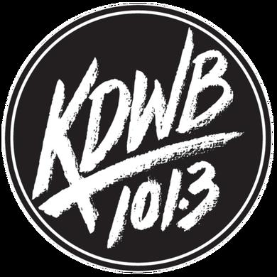 101.3 KDWB logo
