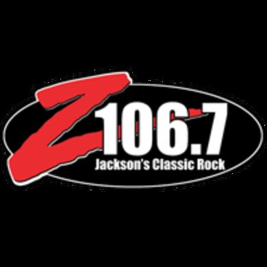 Z106.7 Jackson logo