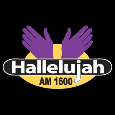 Hallelujah 1600 logo