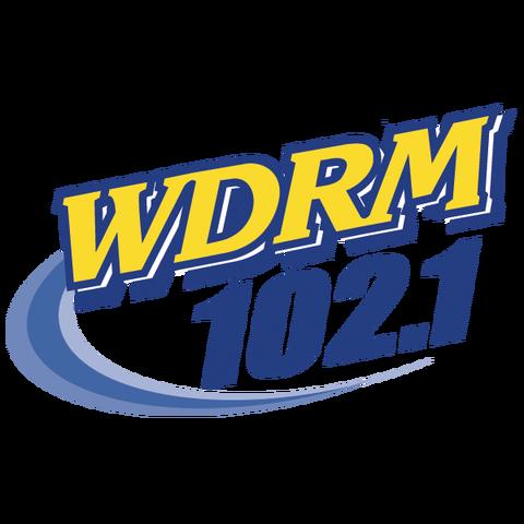 102.1 WDRM