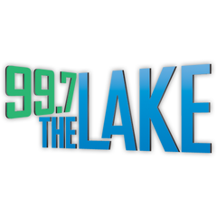 99.7 The Lake logo