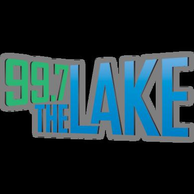 99.7 The Lake logo