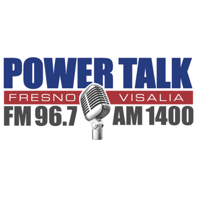Power Talk 96.7 logo