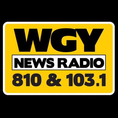 News Radio 810 WGY logo