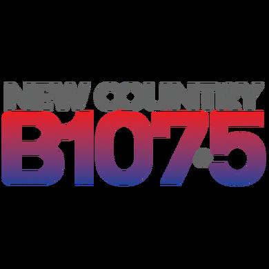 B107.5 logo