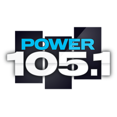 Power 105.1 logo