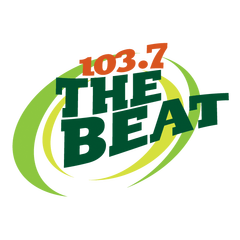 103.7 The Beat Fresno logo