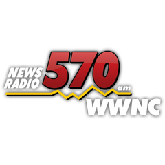 News Radio 570 WWNC logo