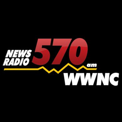 News Radio 570 WWNC logo
