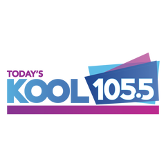 KOOL 105.5 Palm Beach logo