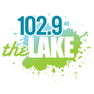 102.9 The Lake logo