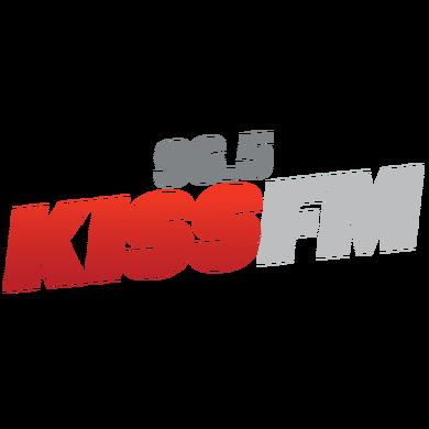 96.5 KISS FM logo