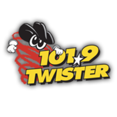 101.9 The Twister logo