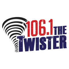 106-1 The Twister logo