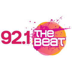 92-1 The Beat logo