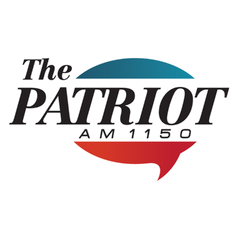 The Patriot AM 1150 logo