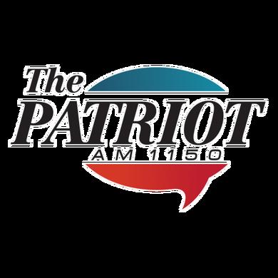 The Patriot AM 1150 logo