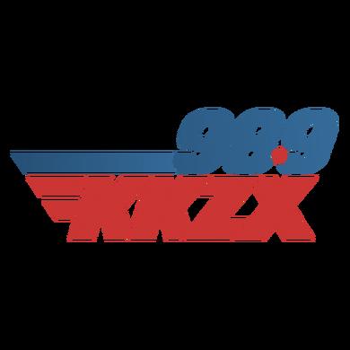 98.9 KKZX logo