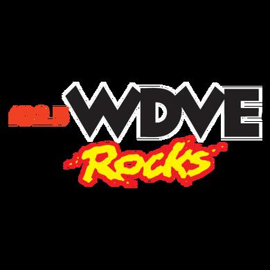 102.5 DVE logo