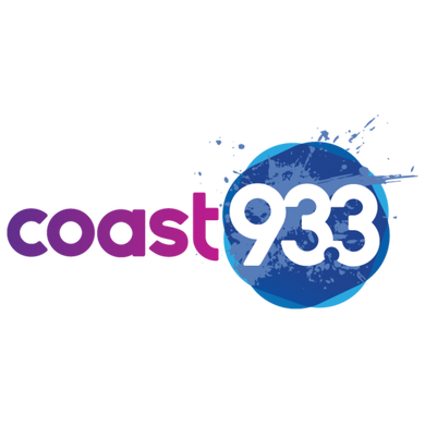 Coast 93.3 Providence logo