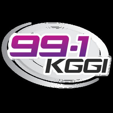 99.1 KGGI logo