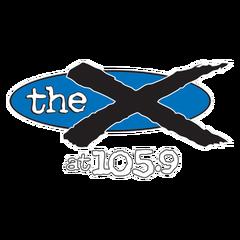 105 9 The X Logo