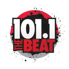 1011 The Beat logo