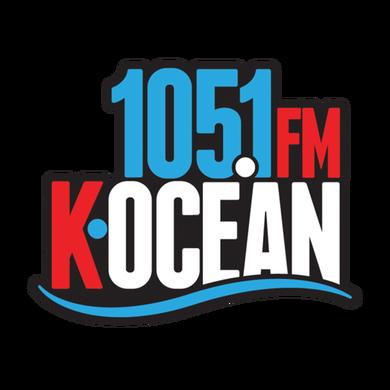 105.1 K-OCEAN logo