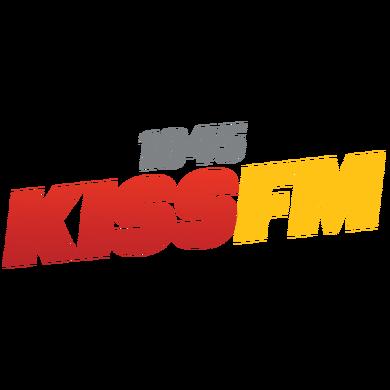 104.5 KISS FM logo