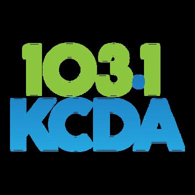 1031 KCDA logo