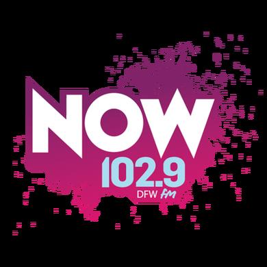 102.9 NOW logo