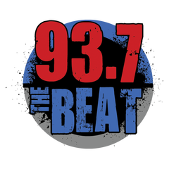 93.7 The Beat Houston logo