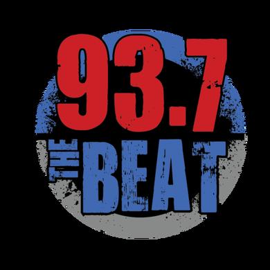 93.7 The Beat Houston logo