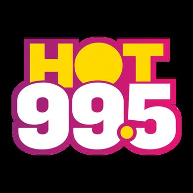 HOT 995 logo