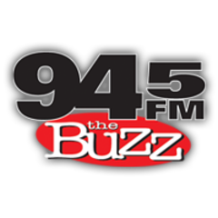 94.5 The Buzz logo