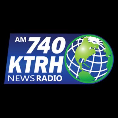 News Radio 740 KTRH logo