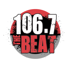 106.7 The Beat logo