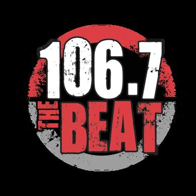 106.7 The Beat logo