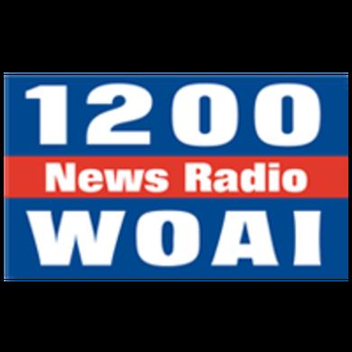 1200 WOAI logo