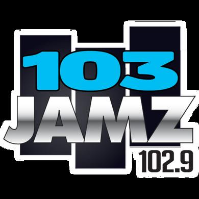 103 JAMZ logo