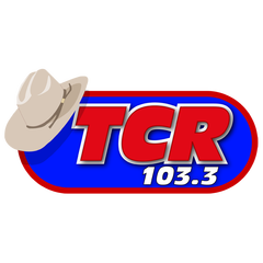 103.3 TCR Country logo