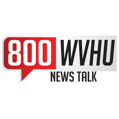 News Talk 800 WVHU logo