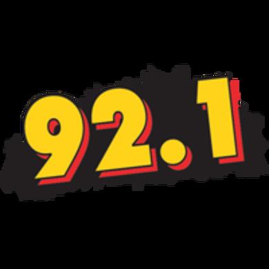 Classic Rock 92.1 logo