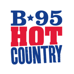 Hot Country B95 logo