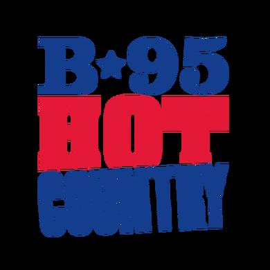 Hot Country B95 logo