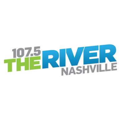 107.5 The River logo
