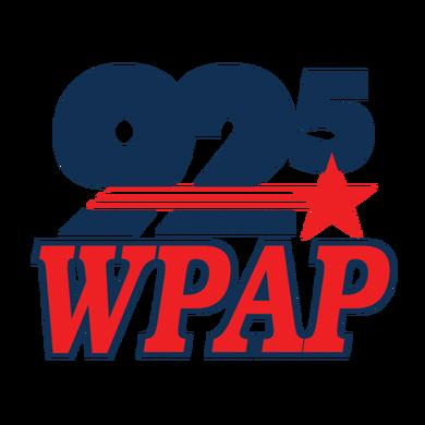 92.5 WPAP logo