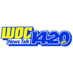 WOC News Talk 1420 logo