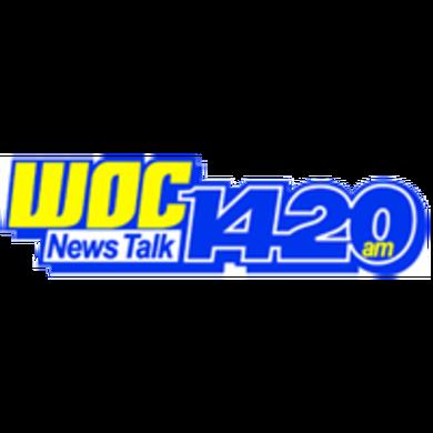 W O C News Talk 14 20 logo